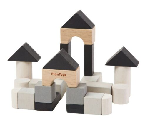 PlanToys Mini - Set za gradnju