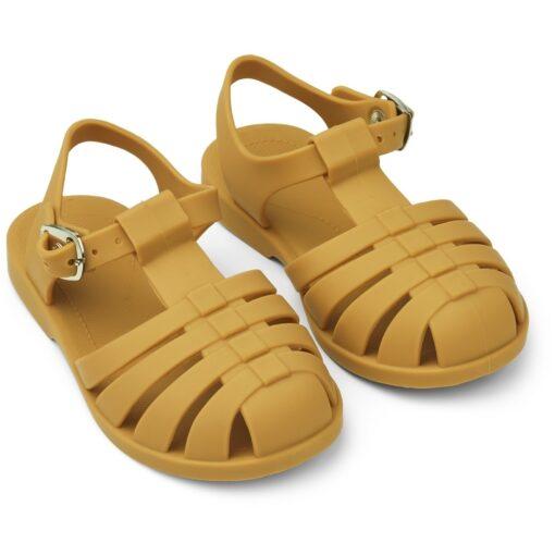 Liewood sandale - Yellow Mellow (nova kolekcija)