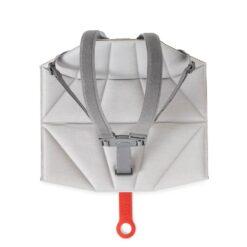 Bombol Pop-Up Booster - Pebble Grey
