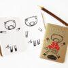 Wee Gallery 32 Ways to dress a Pig - kreativni blok
