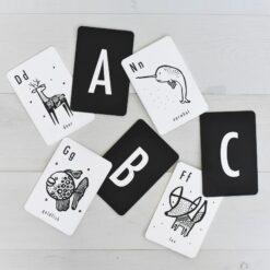 Wee Gallery kartice - Abeceda