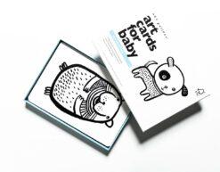 Wee Gallery kartice - Pets