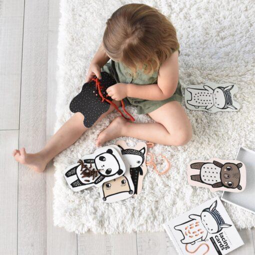 Wee Gallery kartice za šivanje