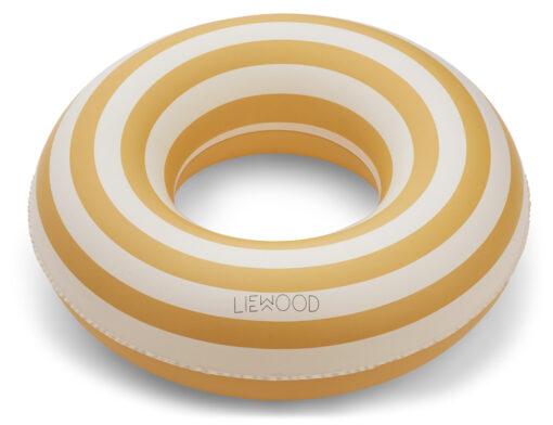 Liewood kolut za plivanje - Stripe: Yellow Mellow/Creme de la Creme