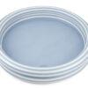 Liewood bazen (150 cm) - Stripe: Sea blue/creme de la creme