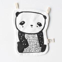 Wee Gallery šuškava igračka - Panda