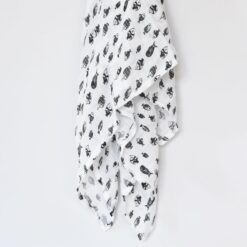 Wee Gallery swaddle - Fish