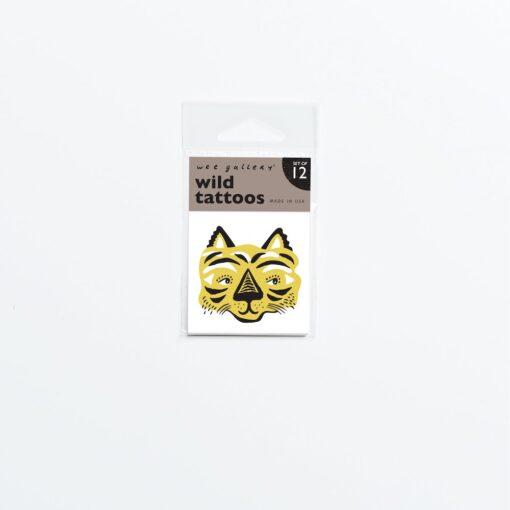 Wee Gallery Tattoo - Wild